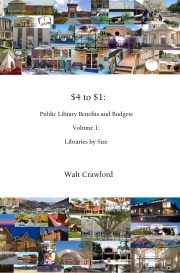 $4 to $1: Public Library Benefits and Budgets